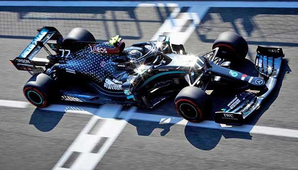 Valtteri Bottas - F1 Sochi