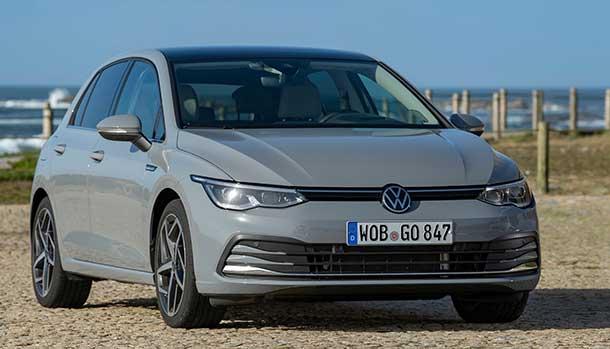 Volkswagen Golf 8 TGI