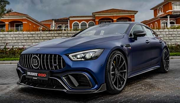 Brabus 800 Mercedes-AMG GT 63 S