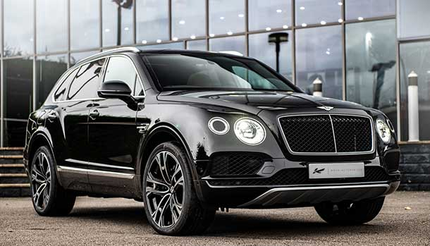 Bentley Bantayga
