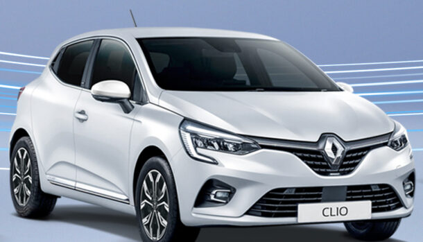 Renault Clio E-Tech