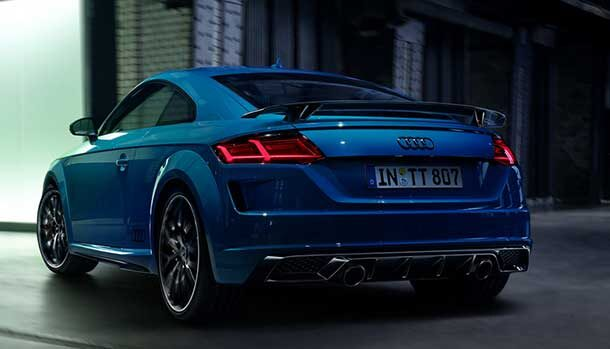 Audi TT 45 TFSI S Line Competition Plus