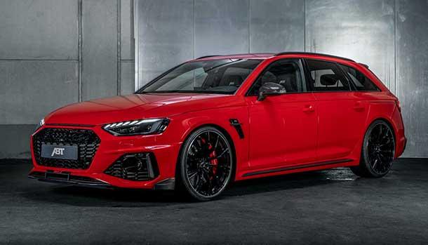 Audi RS4 Avant by ABT Sportsline