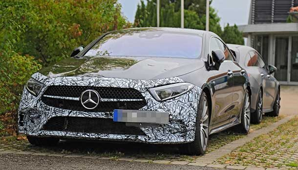 AMG CLS 53 restyling