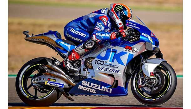 Alex Marquez - MotoGP Aragon