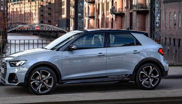 Nuova Audi A1 2021