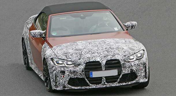 BMW M4 Cabrio 2021