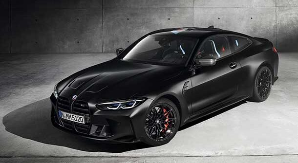 BMW M4 Competition Coupé x Kith