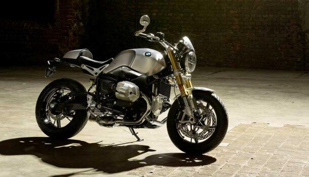 Nuova BMW R nineT