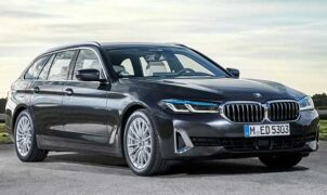 BMW Serie 5 Touring 2021