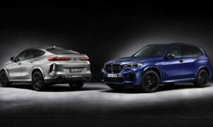 X5 M Competition First Edition ed X6 M Competition First Edition