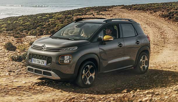 Citroen C3 Aircross Smart Diversity 2021