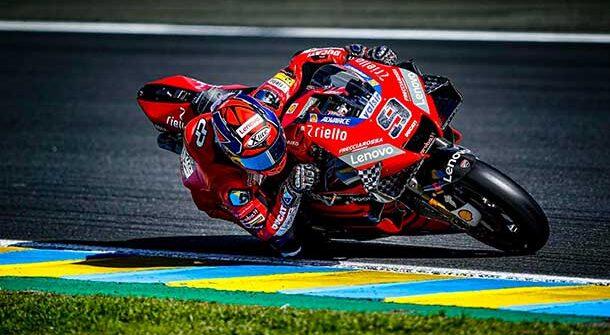 Danilo Petrucci - Le Mans