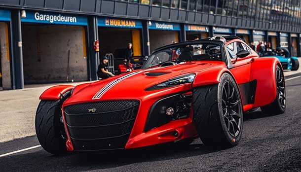 Donkervoort D8 GTO-JD70 R