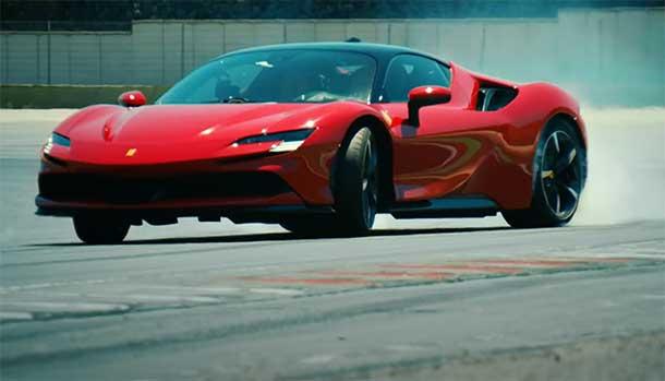 Ferrari SF90 Stradale - Top Gear