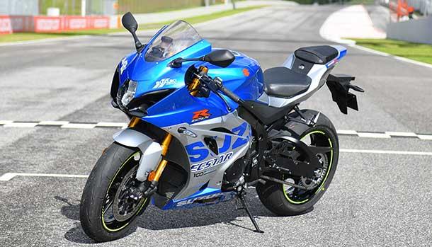 GSX-R1000R Anniversary
