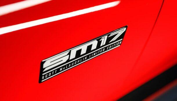 SM17 Mustang