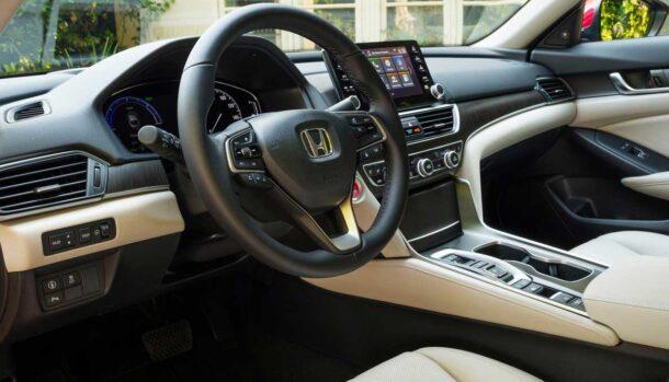 Honda Accord Hybrid 2021
