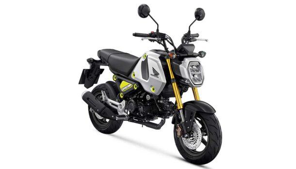Honda MSX 125 Grom 2021