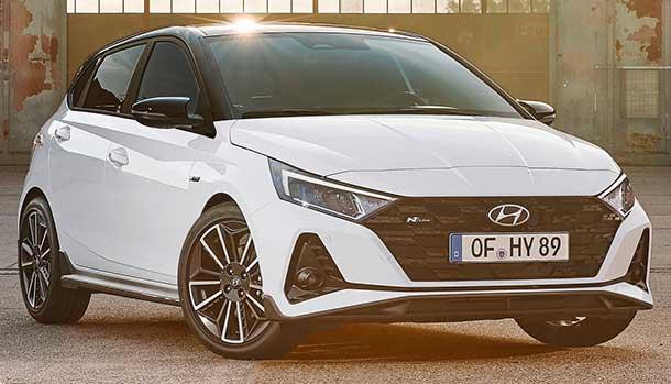 Hyundai i20 N-Line