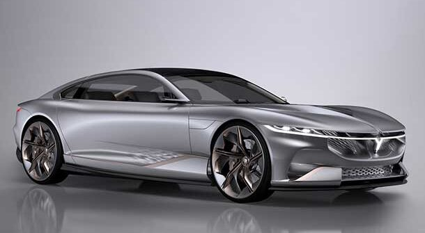 Italdesign Voyah i-Land Concept 2021