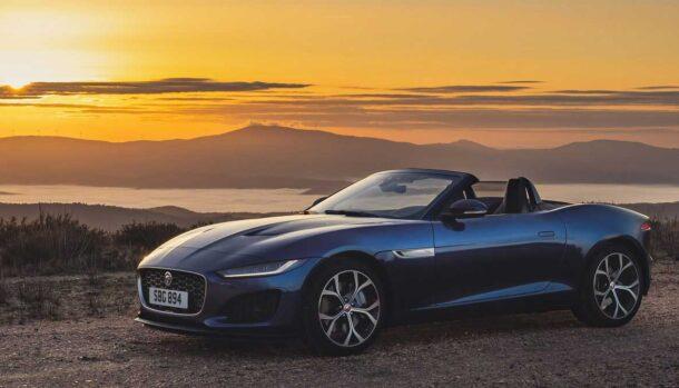 Jaguar F-Type R-Dynamic Convertibile 2021
