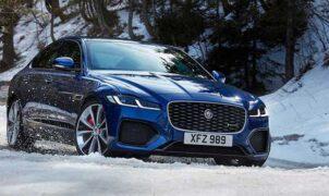 Nuova Jaguar XF