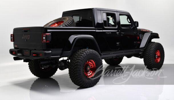 Jeep Gladiator Demon V8 HEMI 850 CV