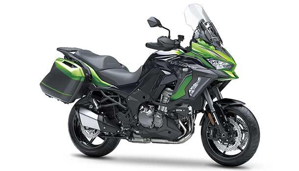 Kawasaki Versys 1000 SE 2021
