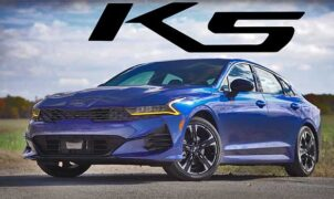 Nuova Kia K5