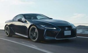 Lexus LC Aviation Limited Edition