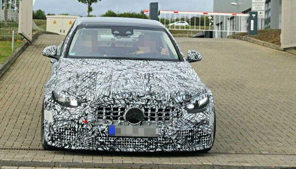 Mercedes-AMG C63 2022