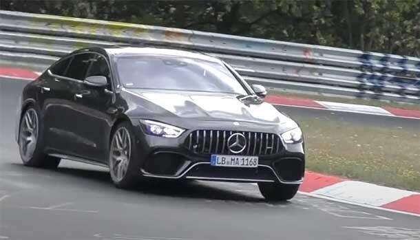 Mercedes-AMG GT 73 PHEV