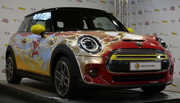 Mini Electric - Lucca Changes 2020