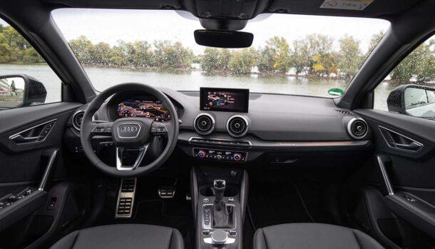 Nuova Audi Q2 35 TDI quattro S Tronic