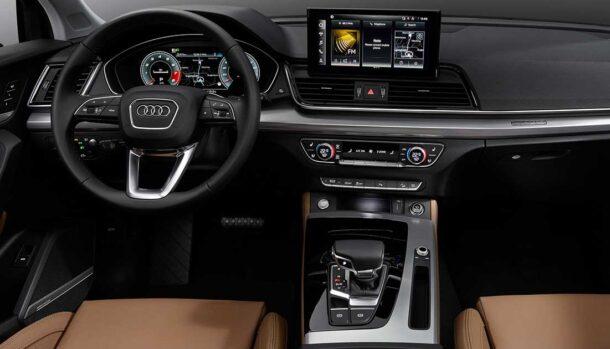 Nuova Audi Q5 2021