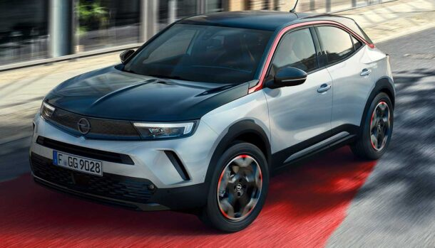 Opel Mokka First Edition