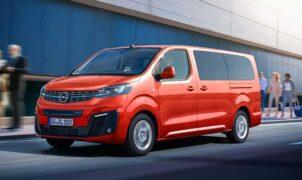 Opel Zafira 2021 - Idrogeno