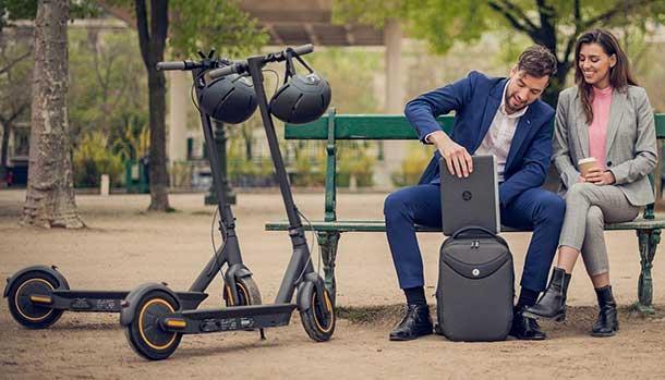 Bonus Bici - Segway Ninebot MAX G30 - Monopattino elettrico