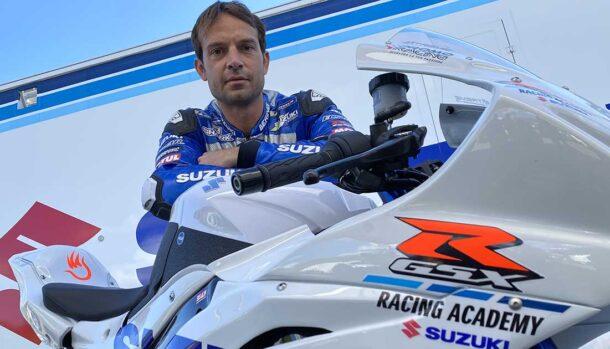 Suzuki GSX-R Racing Academy 2021
