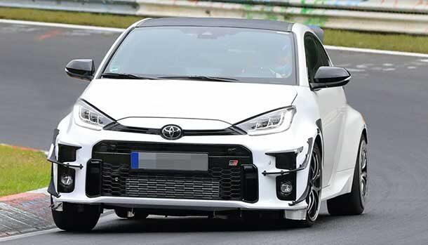 Toyota GR Yaris Gazoo Racing