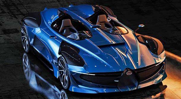 Bugatti Type 251 Evo Concept