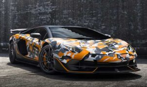 Lamborghini Aventador SVJ 63 Tribute to Ring