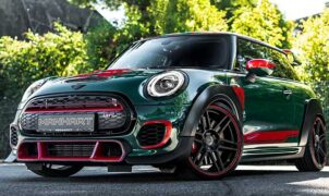Manhart Mini John Cooper Works GP