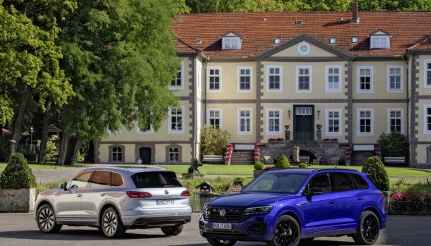 Volkswagen Touareg R PHEV - eHybrid