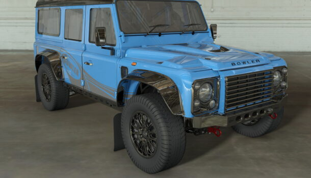Land Rover Defender Bowler CSP 575