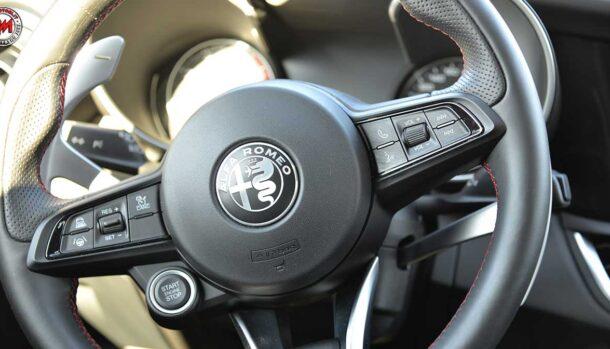 Alfa Romeo Giulia Veloce Ti