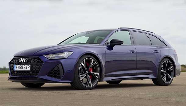 Audi RS6 vs AMG A45 S
