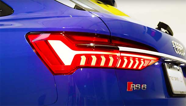 Audi RS6 Tribute Edition by MTM