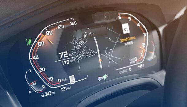 Autovelox - BMW ConnectedDrive